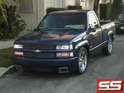 cowboy_Up454s 1994 Chevrolet Silverado 1500 Regular Cab