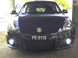 themenace4000 2008 Suzuki Swift