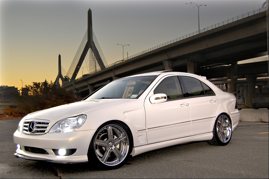 W203 Front Conversion To S Class Mbworld Org Forums