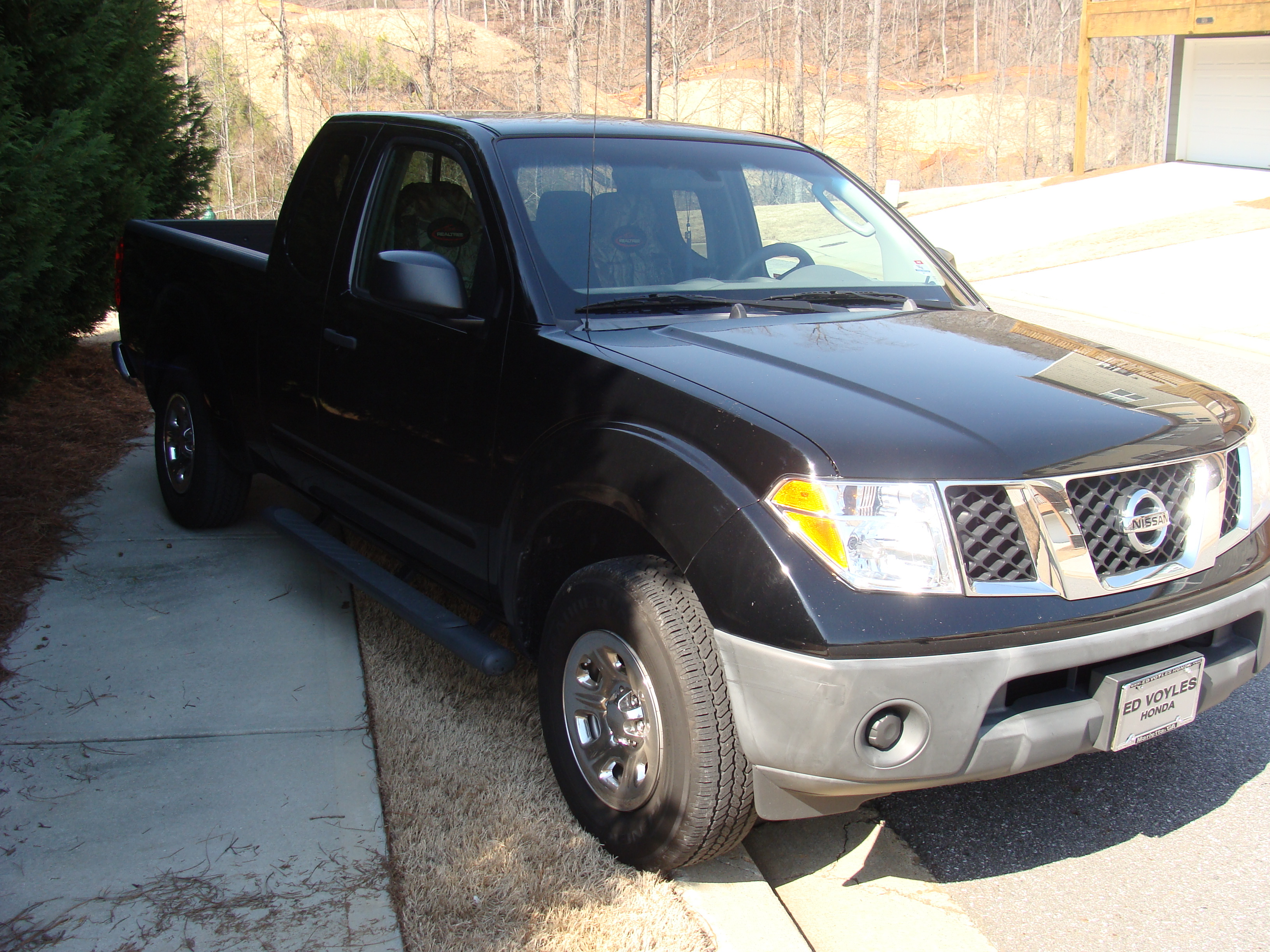 frontier xe pickup wheel drive cab four desert extended used inventory pre nissan runner owned