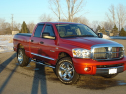 adams08rams 2008 Dodge Ram 1500 Quad Cab