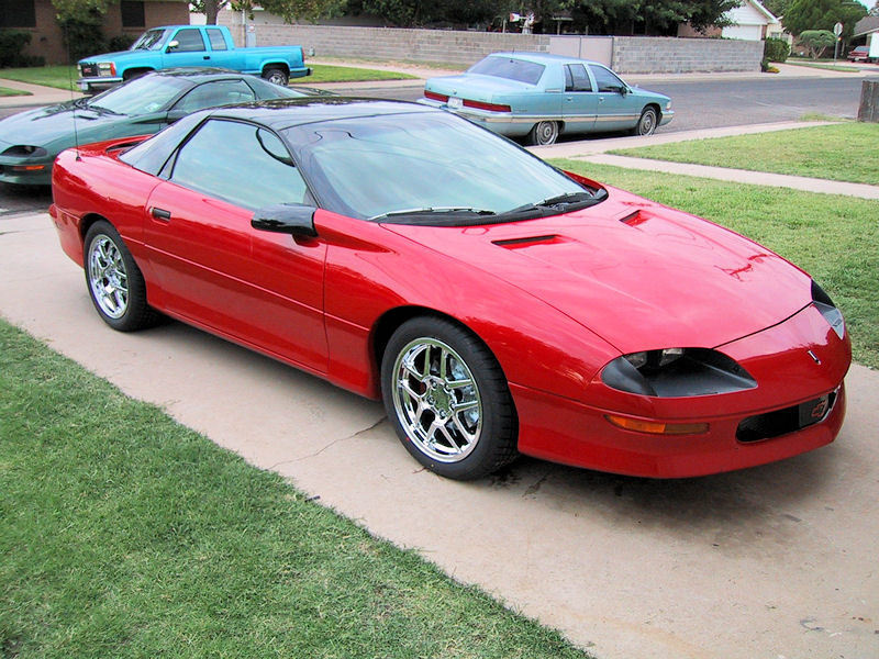 Another FireDiverZ28 1994 Chevrolet Camaro post... - 12782877