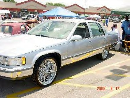 Another 10dubb 1995 Cadillac Fleetwood post... - 9127676