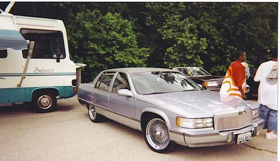 Another 10dubb 1995 Cadillac Fleetwood post... - 9127678