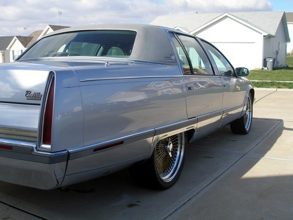 Another 10dubb 1995 Cadillac Fleetwood post... - 9127680