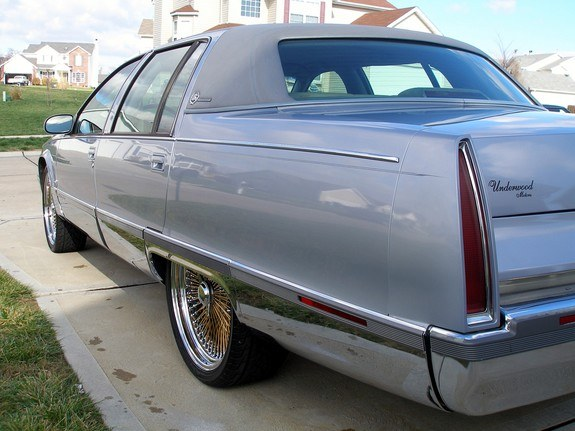 Another 10dubb 1995 Cadillac Fleetwood post... - 9127681