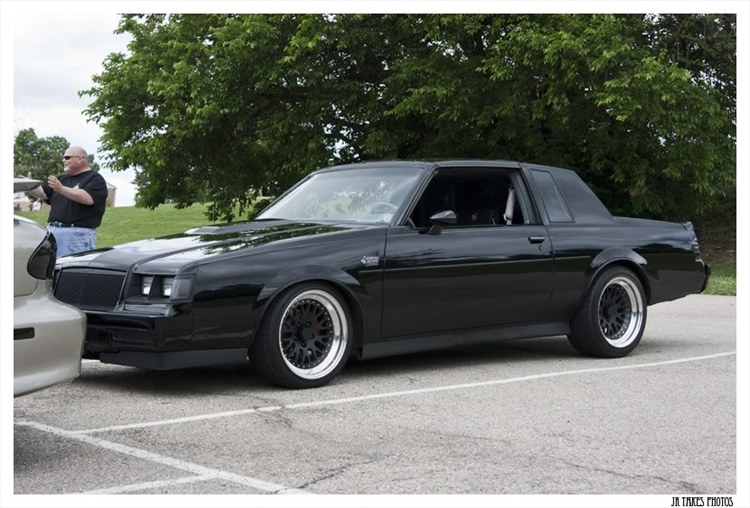 XCESSIV 1986 Buick Grand National