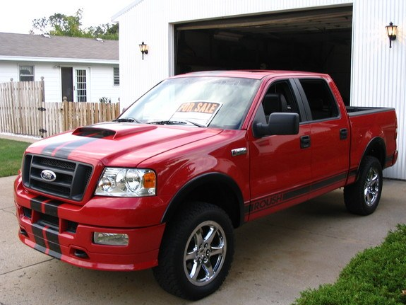 bcarlson 2005 ford f150 regular cab specs photos modification info at cardomain. Black Bedroom Furniture Sets. Home Design Ideas