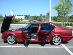 OldSchoolSRT4s 1995 BMW 5 Series