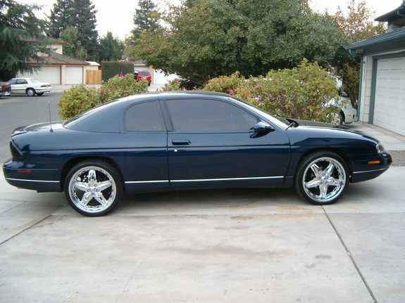 jrcarlover 1999 chevrolet monte carlo specs photos. Black Bedroom Furniture Sets. Home Design Ideas