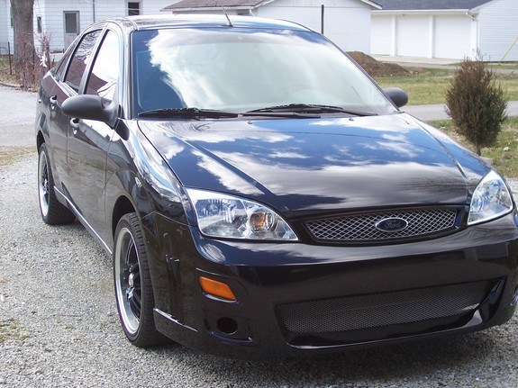2005 ford focus zx4 front bumper. Black Bedroom Furniture Sets. Home Design Ideas