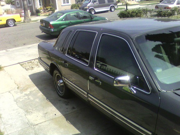 Another AfterburnerX 1991 Lincoln Town Car post... - 9524259