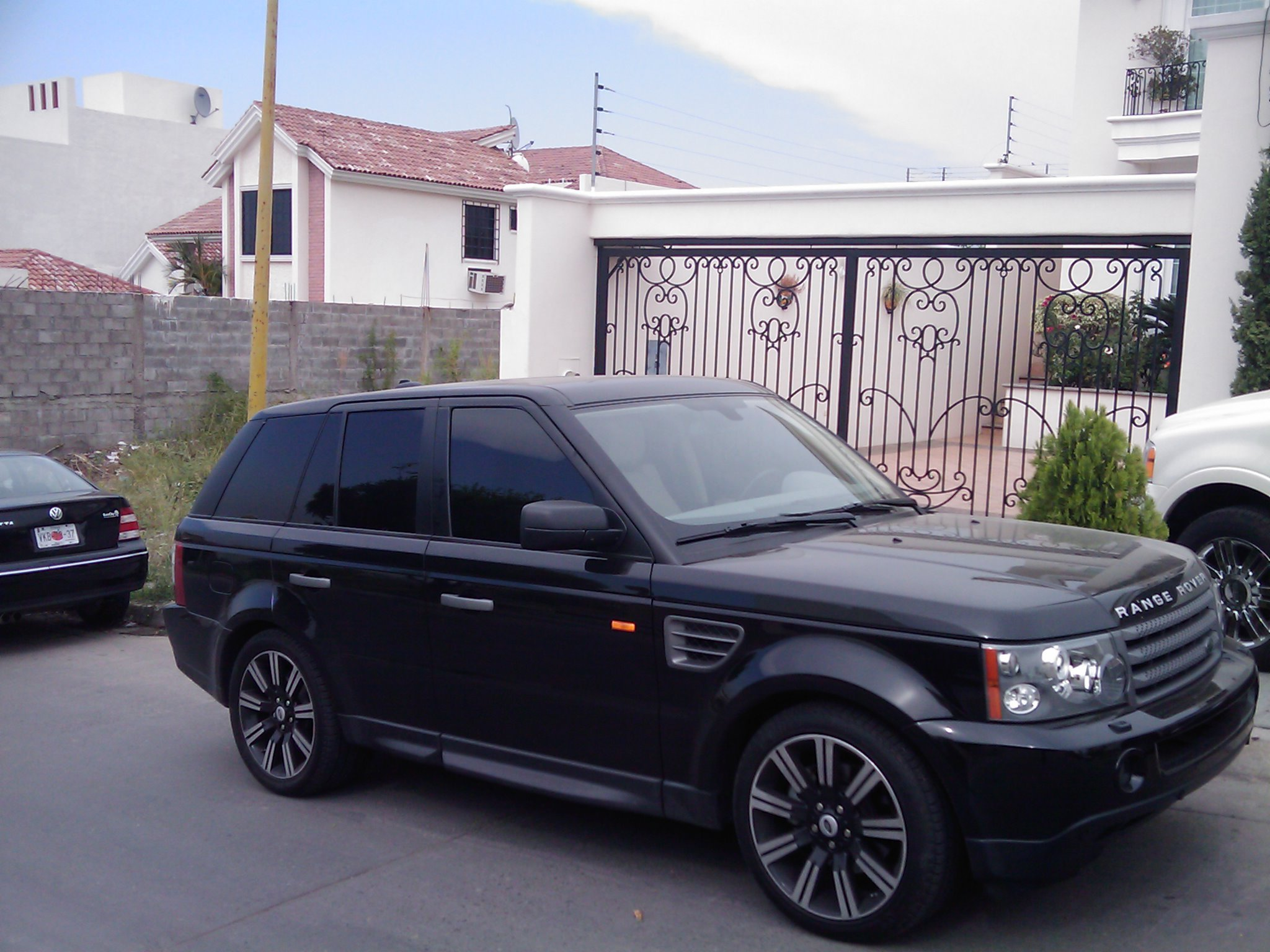 chemon loa 2008 land rover range rover sport specs photos. Black Bedroom Furniture Sets. Home Design Ideas