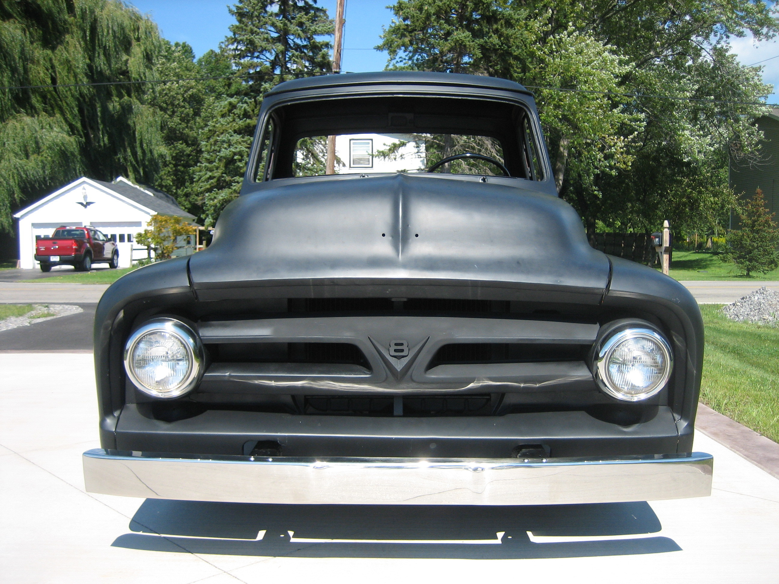 DioCustoms 1953 Ford Custom Specs, Photos, Modification Info