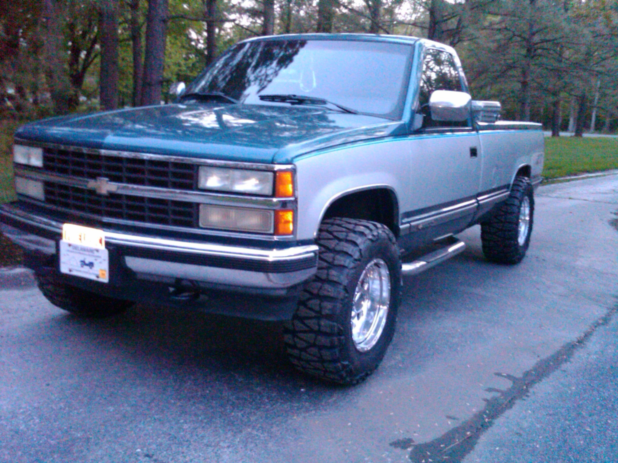 chevy trucks 1990s - photo #4