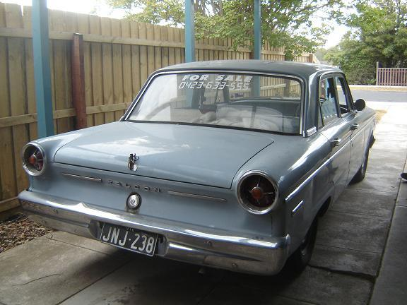 XPDELUXE's 1966 Ford Falcon