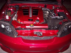 V4MPIREs 2005 Hyundai Tiburon