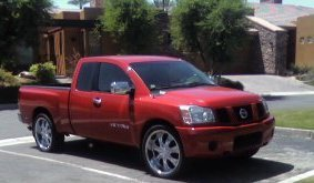 redmagik760 39 s 2007 nissan titan king cab in la quinta ca. Black Bedroom Furniture Sets. Home Design Ideas