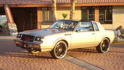 bigt86gns 1986 Buick Grand National