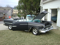 DioCustomss 1955 Chevrolet Bel Air