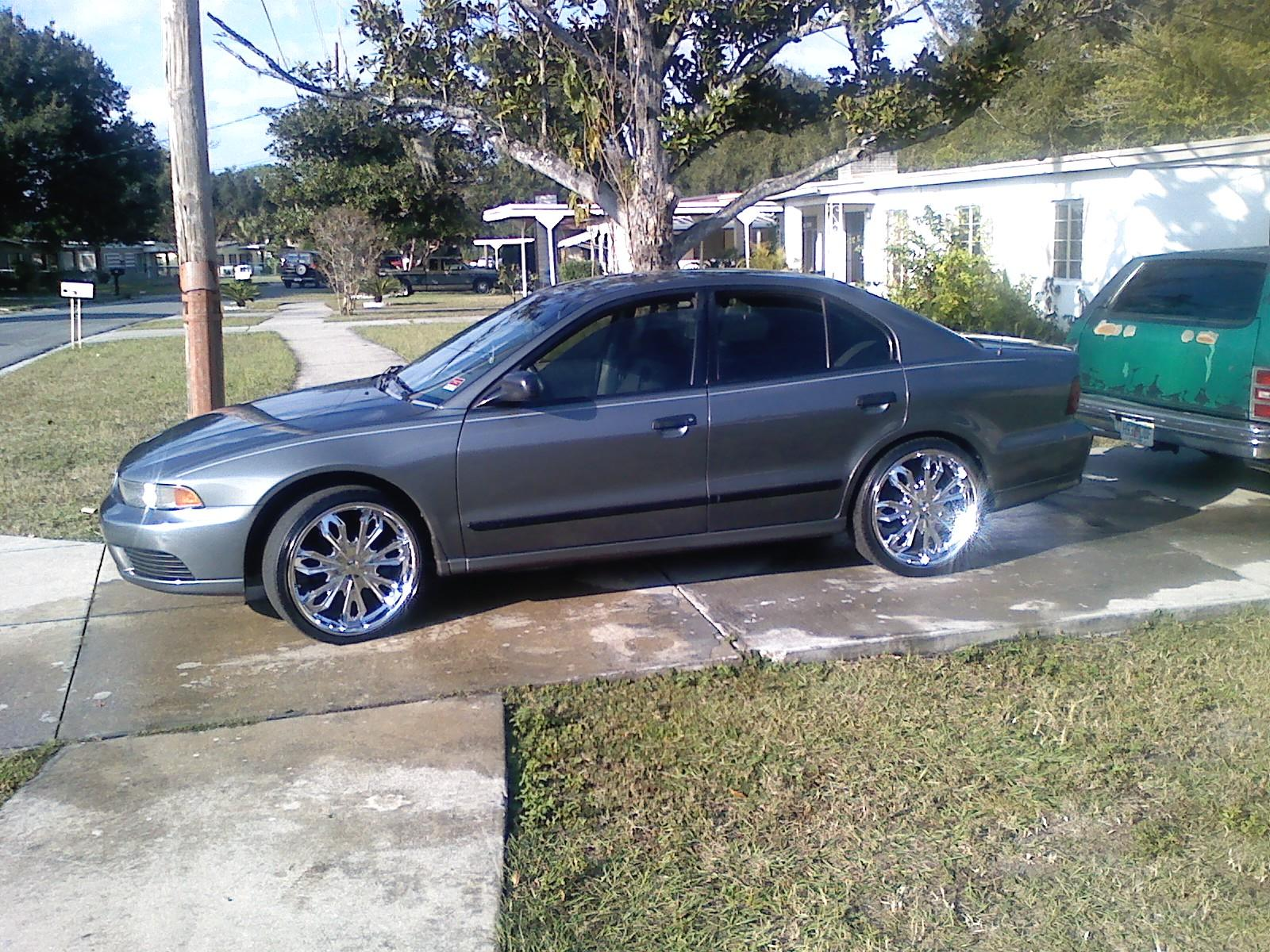 mikerack 2003 Mitsubishi Galant Specs Photos Modification Info