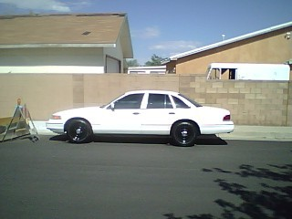 charlysrt4 1997 Ford Crown Victoria Specs Photos Modification