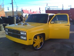 charlysrt4s 1985 Chevrolet Silverado 1500 Regular Cab