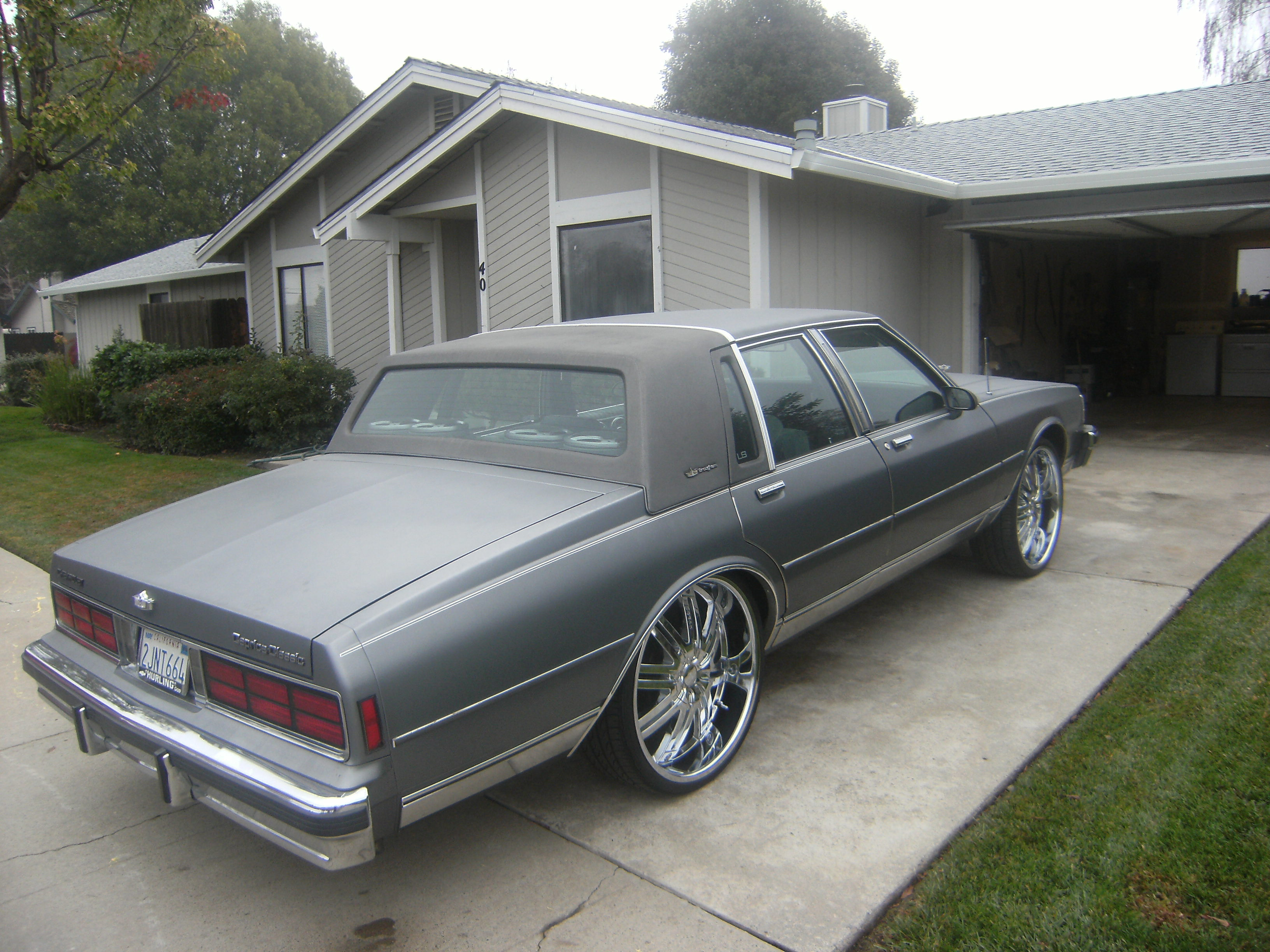 Another boxchev23s 1988 Chevrolet Caprice post... - 12784783