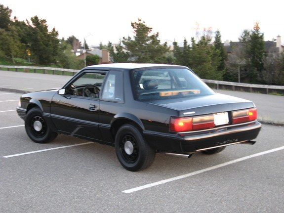 Another hoolagan 1987 Ford Mustang post... - 9523040
