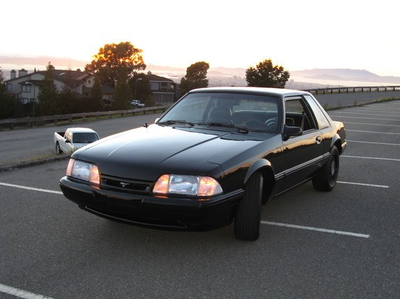 Another hoolagan 1987 Ford Mustang post... - 9523041