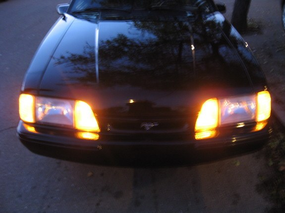 Another hoolagan 1987 Ford Mustang post... - 9523042