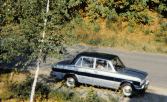 Another PHANOT 1977 Lada 1500S post... - 9523115