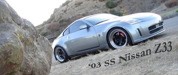 Another MisterIncognito 2003 Nissan 350Z post... - 9523175