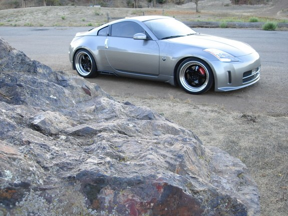 Another MisterIncognito 2003 Nissan 350Z post... - 9523176
