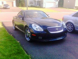 djstatuss 2002 Lexus SC