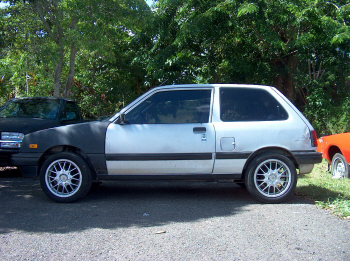 1985 Suzuki Swift