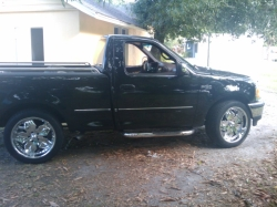 1997 Ford F150-Regular-Cab