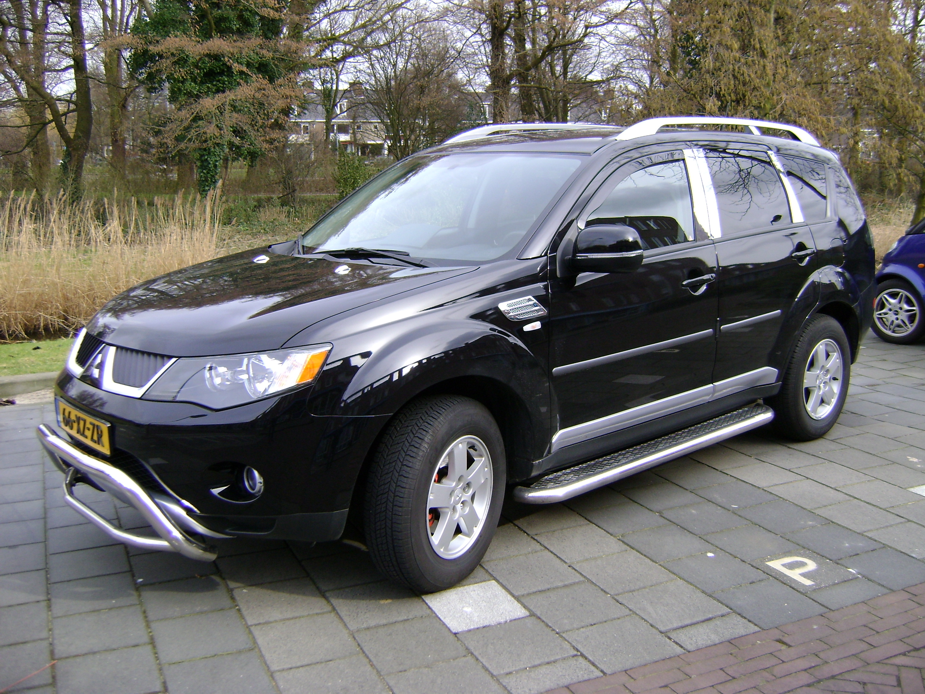 sellrob 2008 mitsubishi outlander specs photos modification info at cardomain. Black Bedroom Furniture Sets. Home Design Ideas