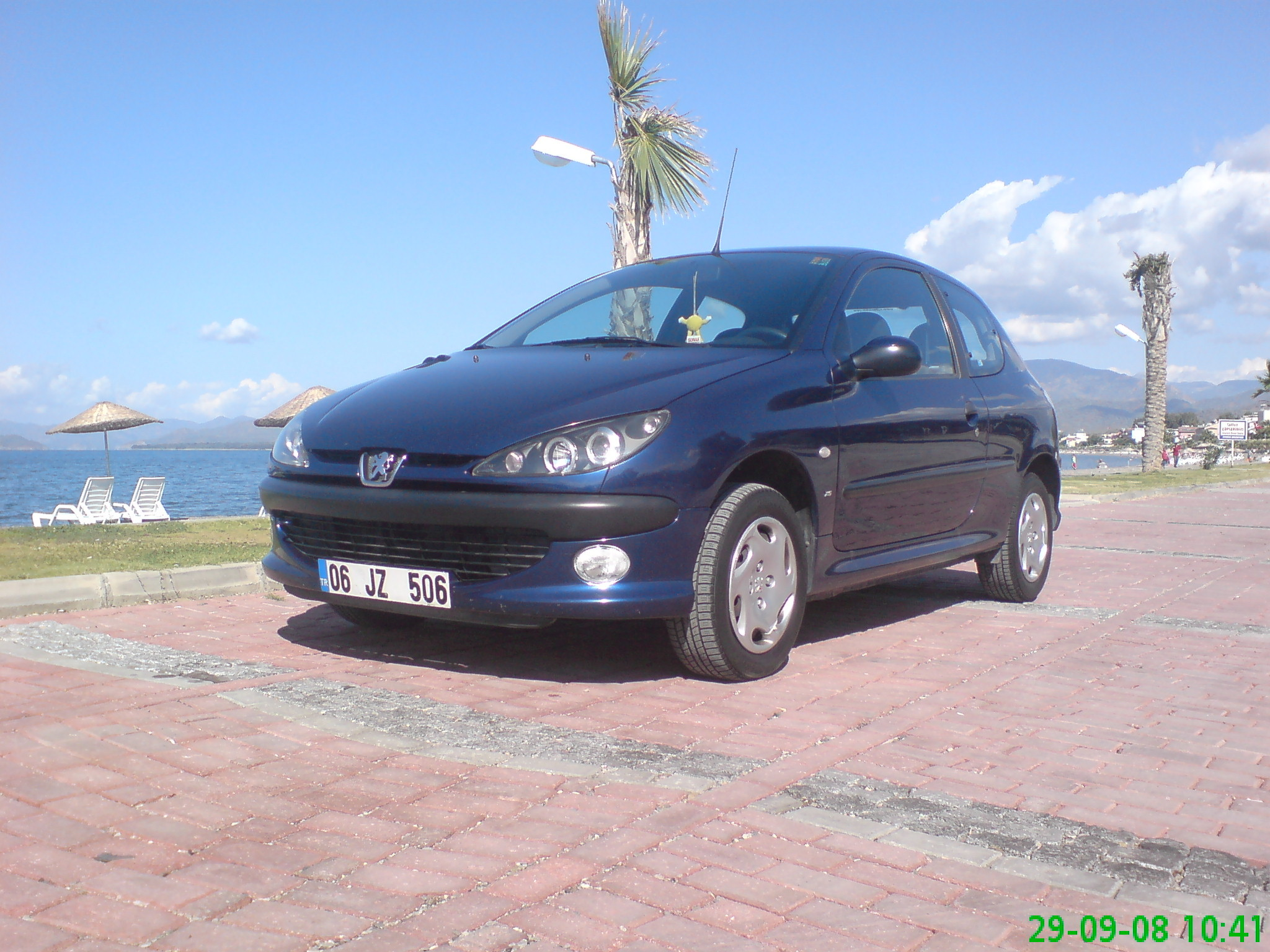 murphy gmf 2000 peugeot 206 specs photos modification. Black Bedroom Furniture Sets. Home Design Ideas
