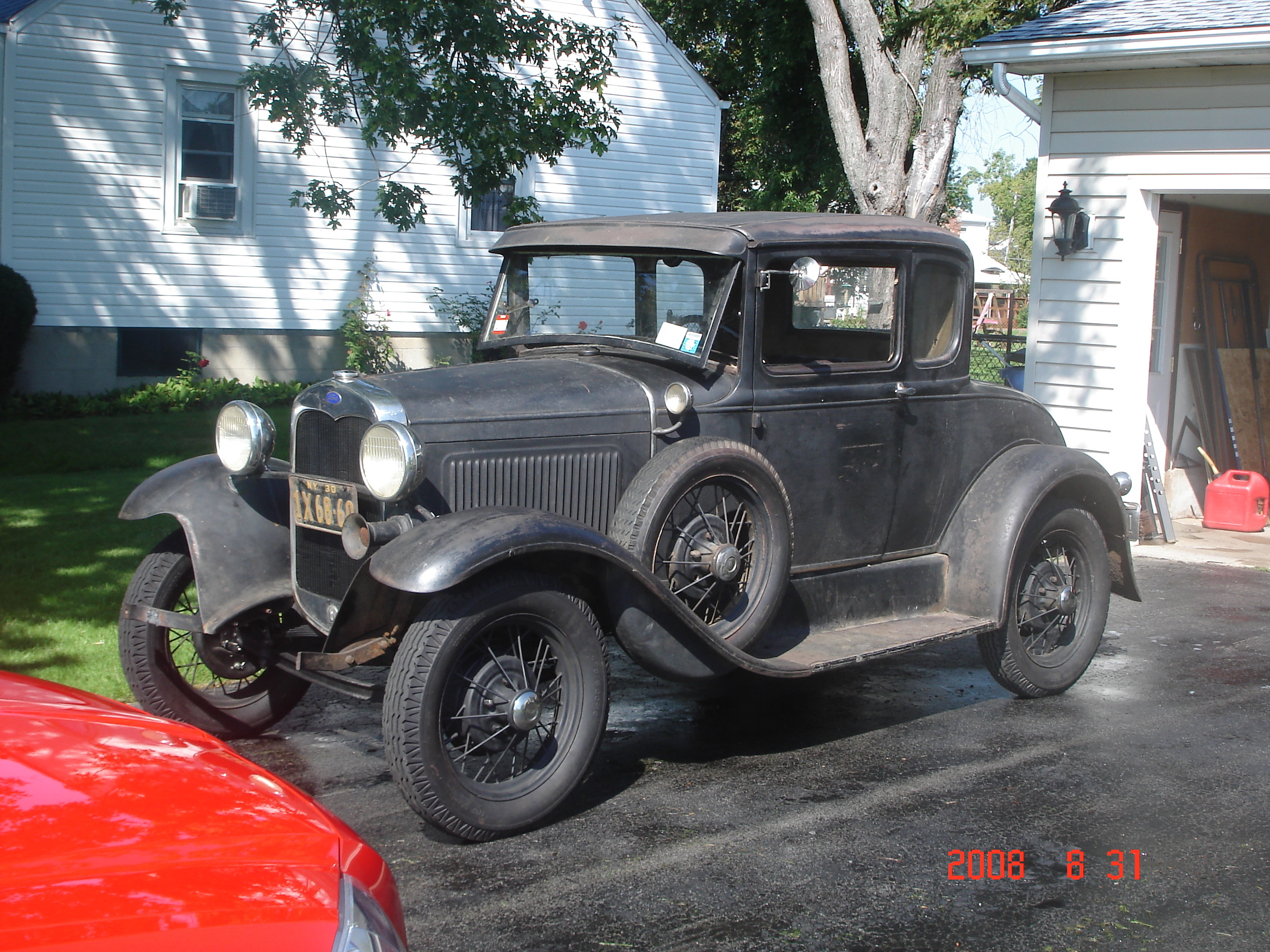 1930 ford model a specs