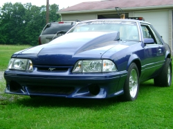 five-ohhs 1993 Ford Mustang