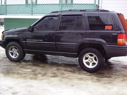 patminis 1998 Jeep Grand Cherokee
