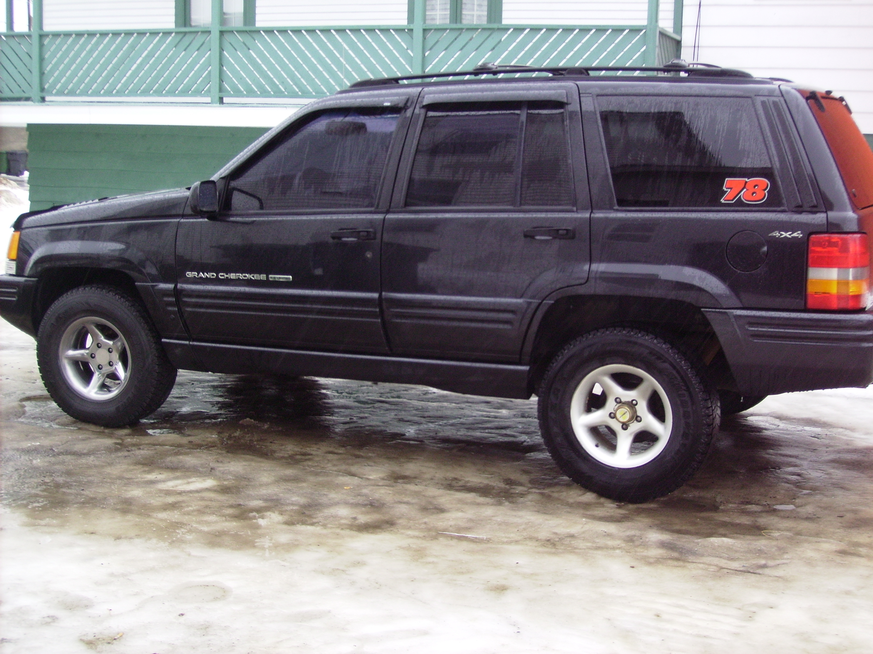 patmini's 1998 Jeep Grand Cherokee