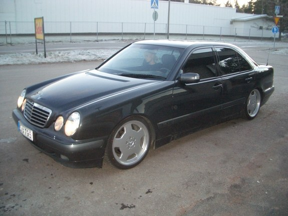 Anni83 1999 mercedes benz e class specs photos for 1999 mercedes benz e class