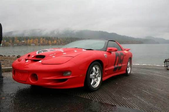 Bullrun_Team-9's 2002 Pontiac Trans Am