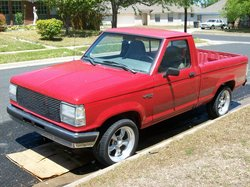 Leafdawgs 1992 Ford Ranger Regular Cab