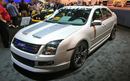 Mrt Direct 2007 Ford Fusion Specs Photos Modification