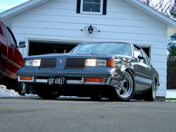 WIKDCUTs 1987 Oldsmobile Cutlass Supreme