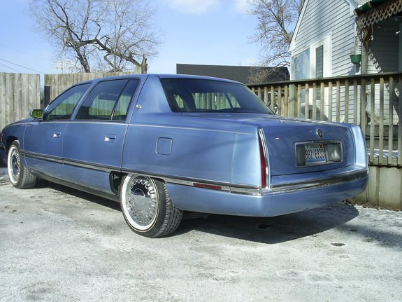 Another Griswald 1995 Cadillac DeVille post... - 9525974
