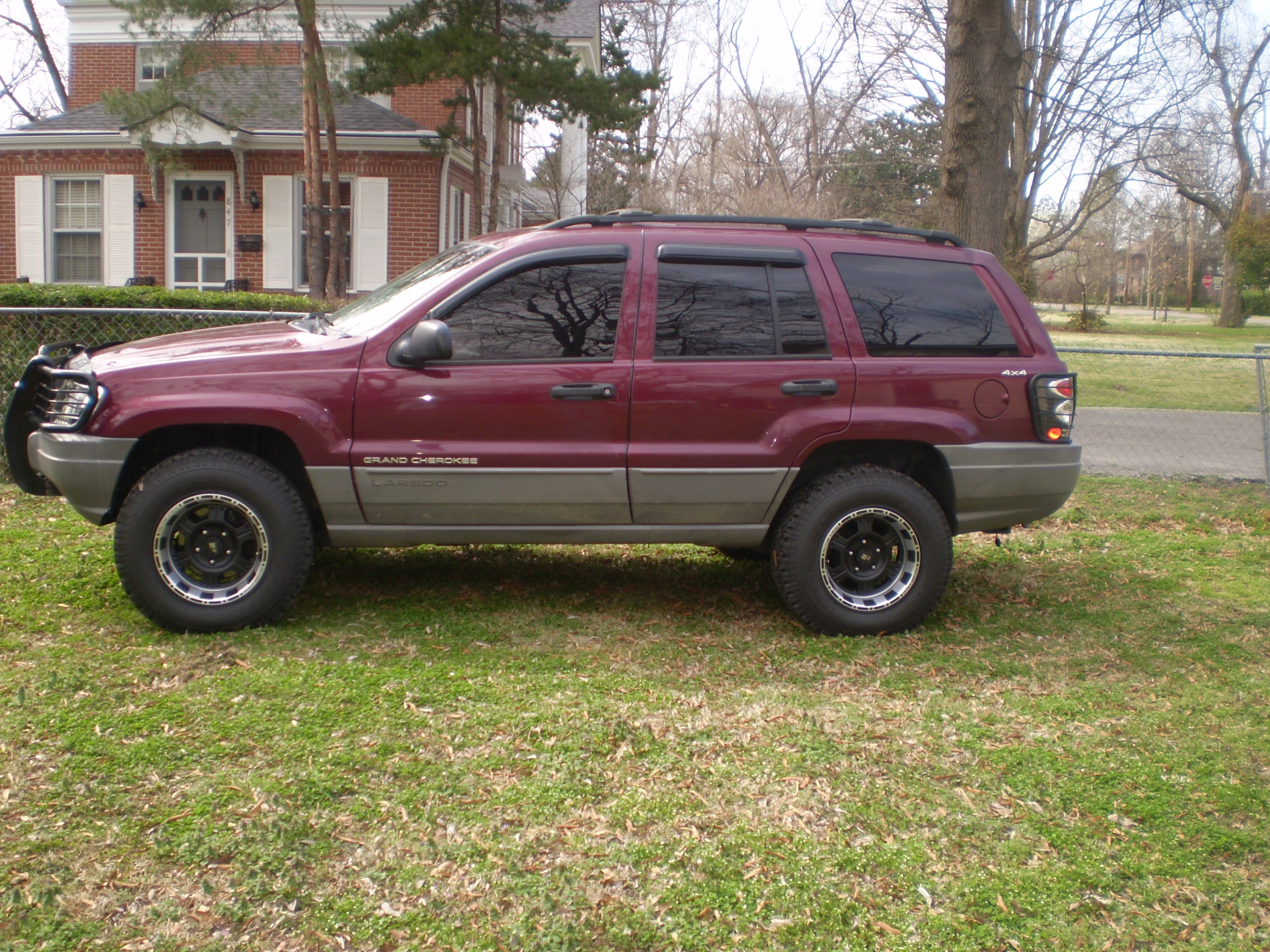 nearkjeep 2000 jeep grand cherokee specs photos modification info at cardomain. Black Bedroom Furniture Sets. Home Design Ideas